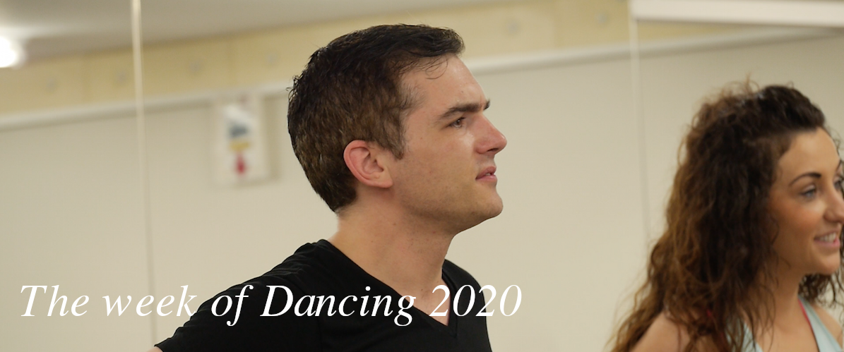 The week of Dancing 2020